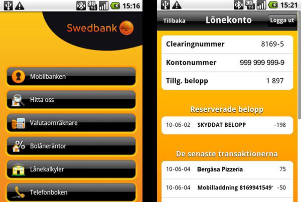 forex till swedbank