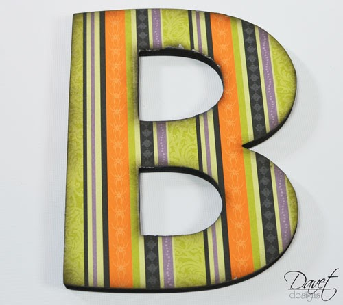 Craft ideas and more from davet designs basic chipboard for Decoration 5 letters