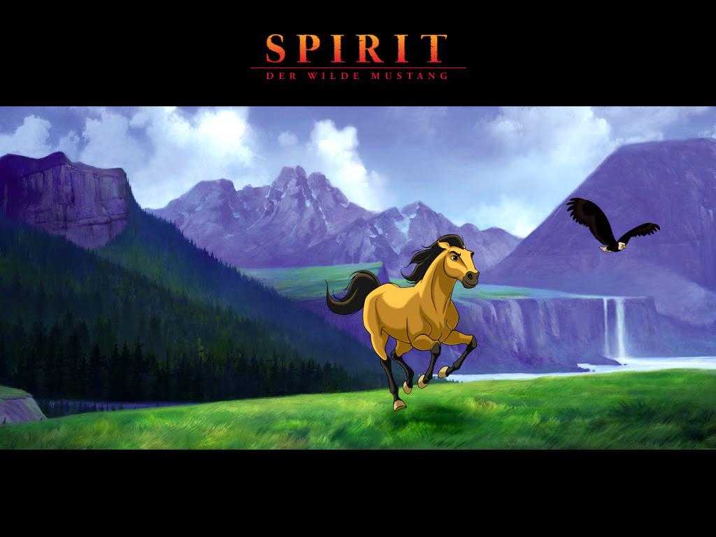 Spirit Stallion Of The Cimarron Spirit Stallion Of The Cimarron