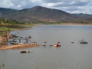 Sustentabilidade - Níveis Crítcos Atuais do Açude Bituri em Belo Jardim (Crédito:   Valdemir Cintra)