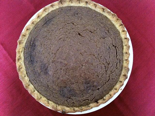 Pumpkin Pie, Cooling
