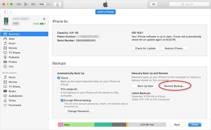 3 ways to recover deleted contacts on iPhone Cult of Mac