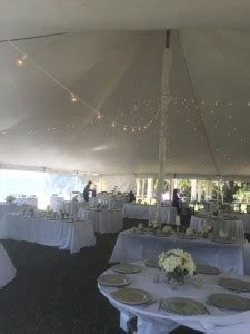 sarasota wedding tent lakewood tent rental