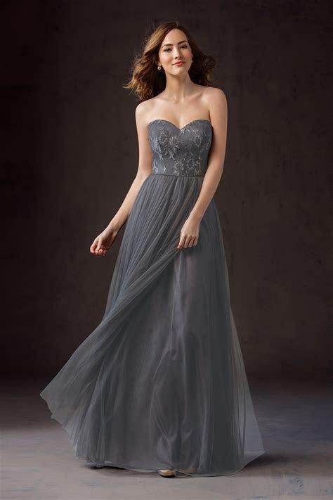 Jasmine Bridal Bridesmaid Dress Belsoie Style L184063 in