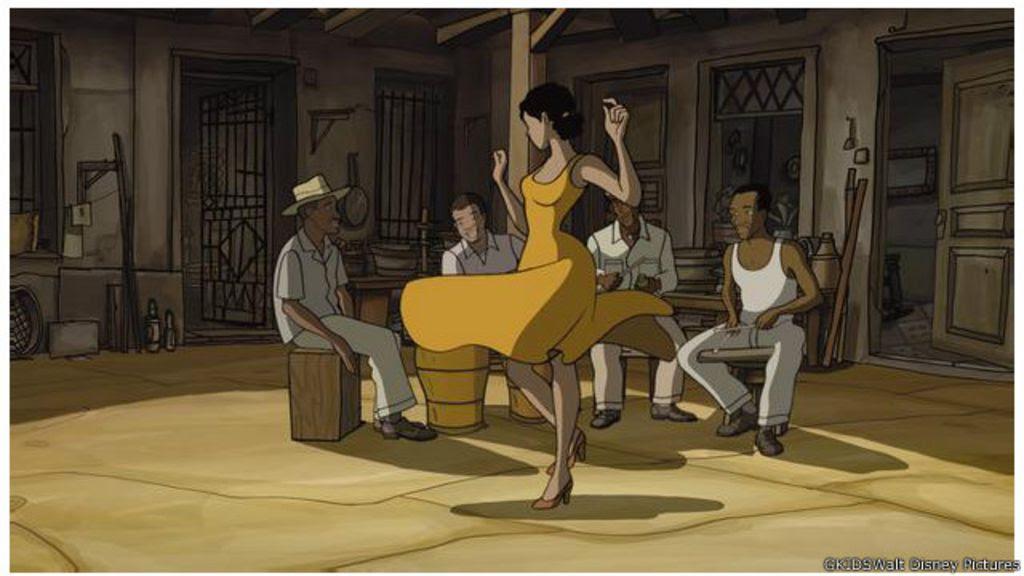 Film animasi untuk orang dewasa  BBC Indonesia
