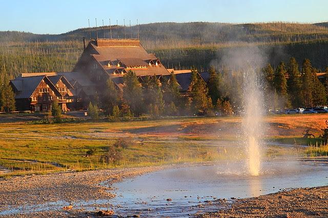 IMG_7024 Old Faithful Inn, Yellowstone National Park