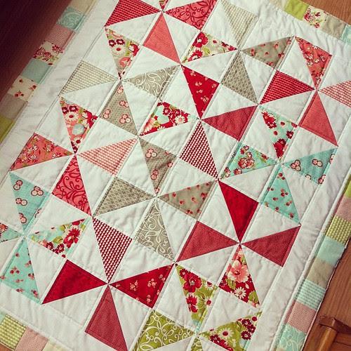 Ruby Pinwheels