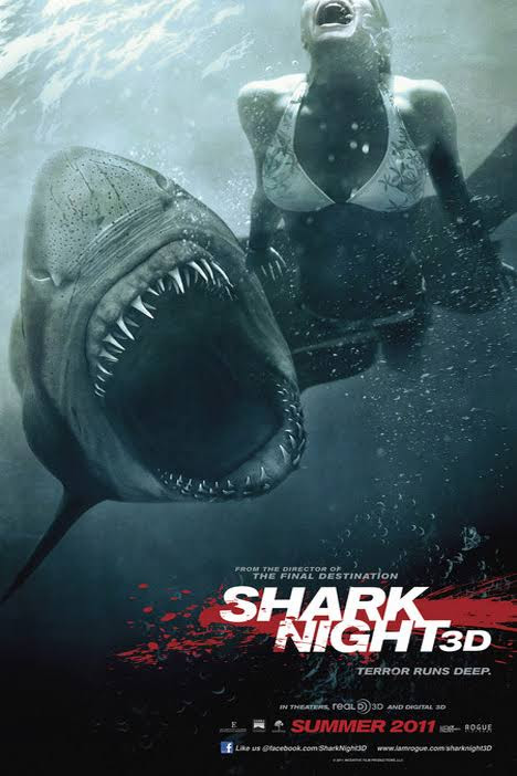 Horrorfilm Shark Night Film Meinung