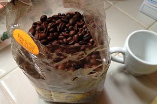 Cafe Amadeo - Whole bean bag