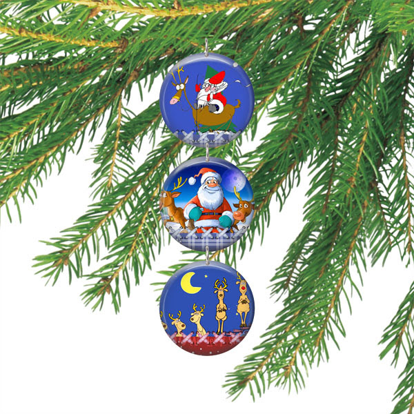 How to make and sell christmas tree ornaments. DigitalTemplates
