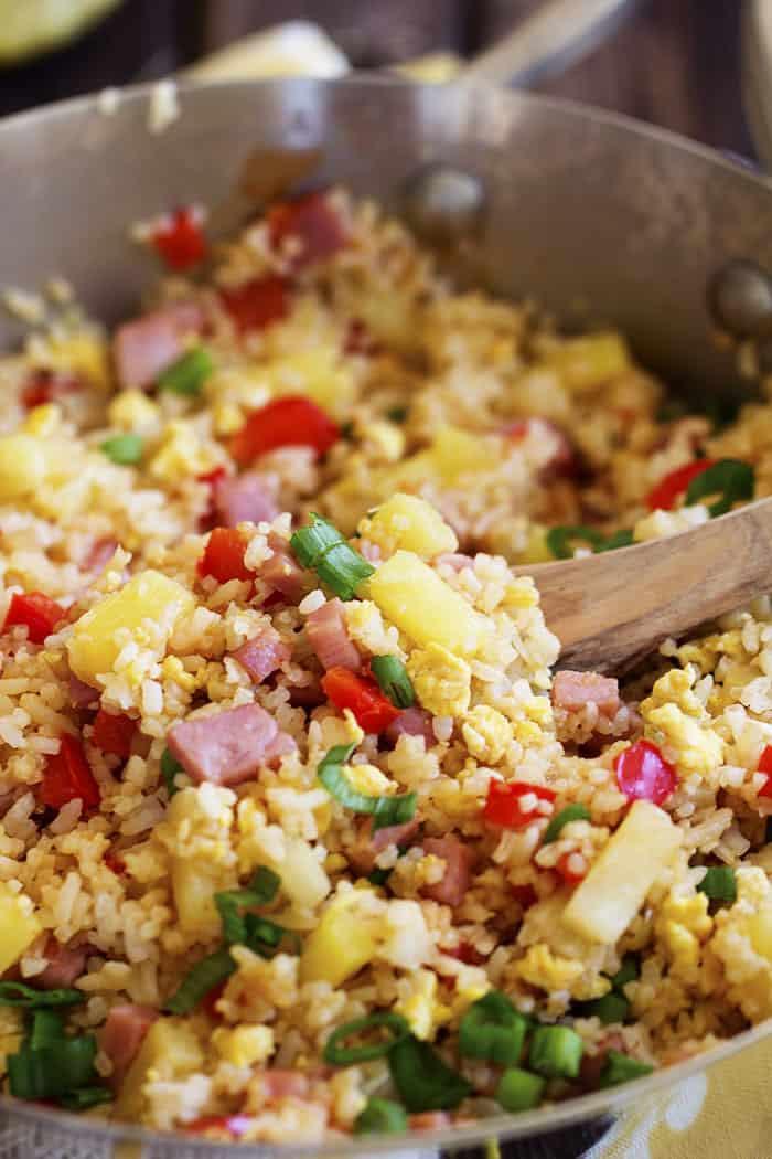 Hawaiian Fried Rice | The Recipe Critic