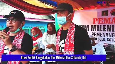 Luar Biasa! !! AZAS Disambut Antusias Masyarakat 3 Desa, Fiyos Di Tolak.