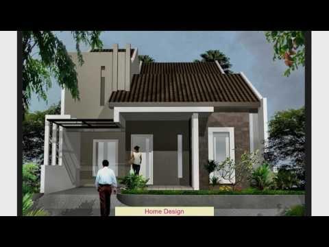 inspirasi desain rumah sederhana 4 kamar tidur, video