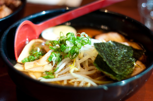 Melbourne CBD ramen hunting: Ito Noodle Cafe
