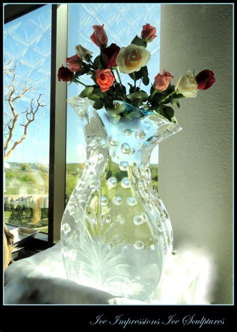 ice sculptures  weddings artistic ice sculptures