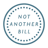 Enter the Not Another Bill Giveaway. Ends 6/10.