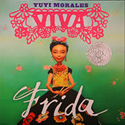 Book cover: Viva Frida