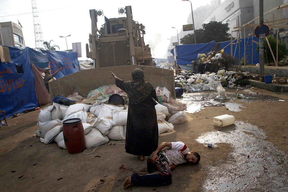 MOHAMMED ABDEL MONEIM/AFP/Getty Images