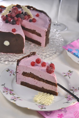 Forest Dream Cake