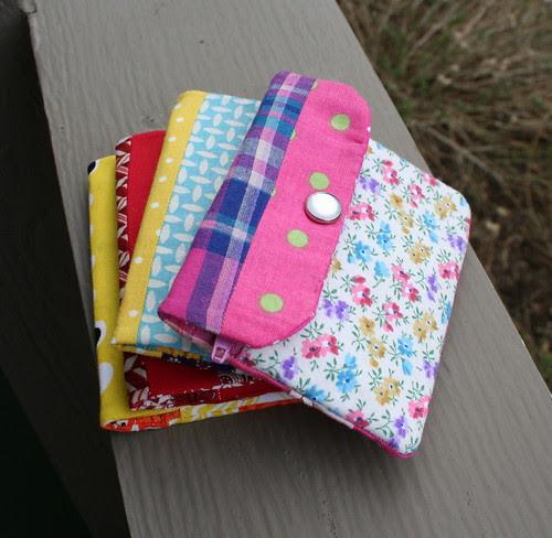 Zippy Card Wallets