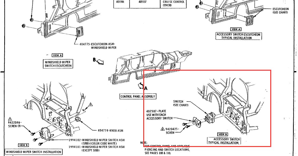 1972 Olds Instrument Cluster Wiring Diagram