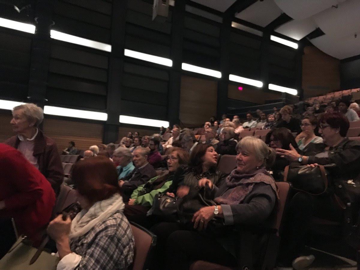 2018 Edith and John Hans Low-Beer Memorial Lecture photo