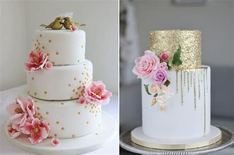 28 Gorgeous Wedding Cakes from Irish Cake Makers