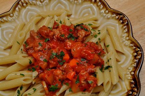 Sweet-Sausage-and-Tomato-Sauce