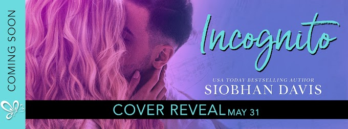 Cover & Trailer Reveal: INCOGNITO by Siobhan Davis