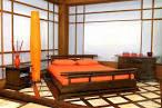 Fresh Orange Bedroom Design - interior design & architecture ideas ...