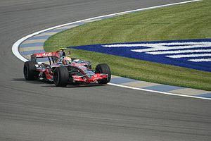 United States Grand Prix, Formula 1, Summer 07