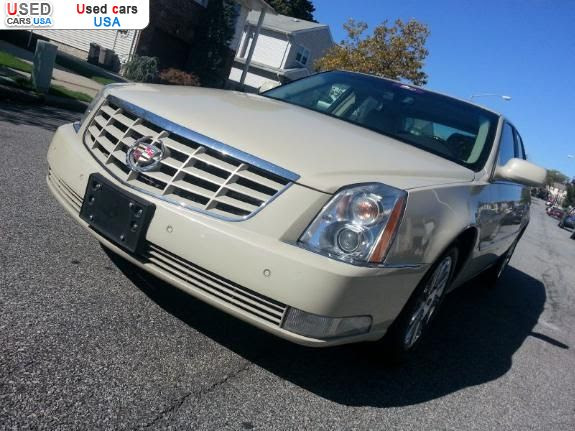 For Sale 2011 passenger car Cadillac DTS, Staten Island ...