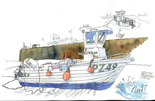 St. Ives, Harbour