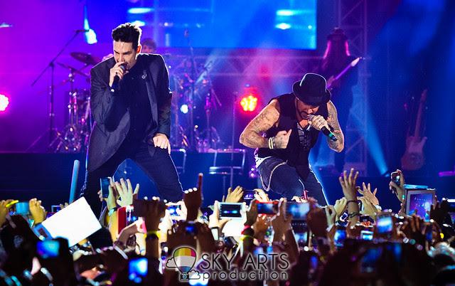 Twin Towers Alive 2013 2NE1 BackStreet Boys MizzNina Caprice #TTAlive Day 2 | TianChad.com
