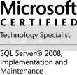 SQL Server 2008, Implementation and Maintenance
