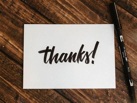 Wedding Thank You Card Wording: How to Write Wedding Thank