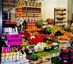 Mercatos tipicos en Florencia