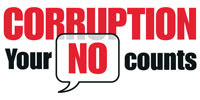 Corruption - Your NO counts