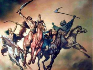 os quatro cavaleiros