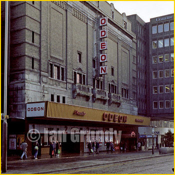 The Odeon, Newcastle. Photo ©Stagedoor. Click through for full version.