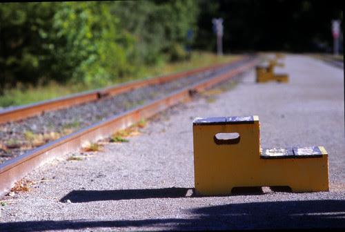 Train Stop