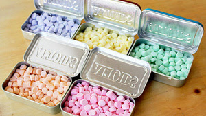 "DIY Altoids Make ""Curiously Strong"" Mints in Unique Flavor Combinations"