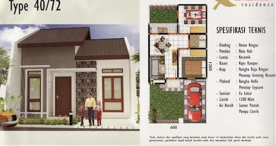 Model Rumah 6 X 12 Model Rumah Terbaru Model Rumah Terbaru