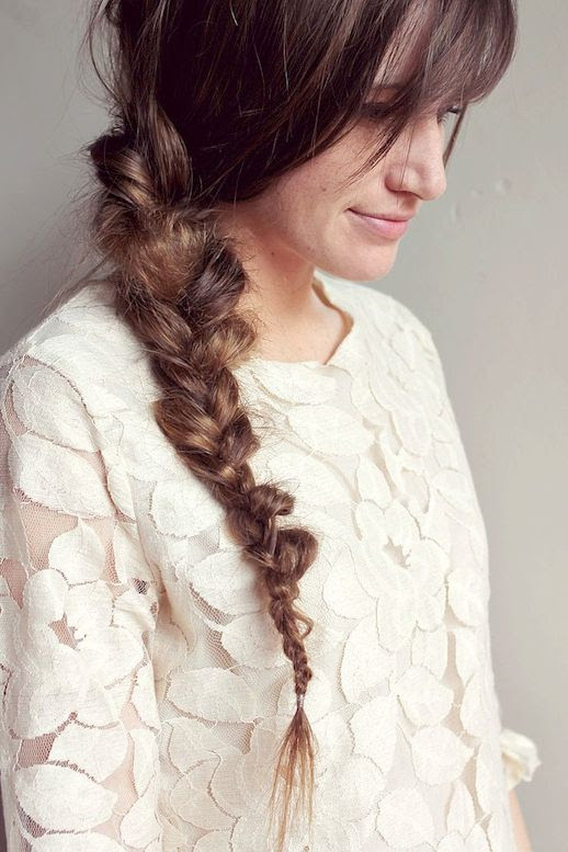 18 Le Fashion Blog 21 Braid Ideas For Long Hair Messy Side Ponytail Braided Hairstyle Via A Beautiful Mess