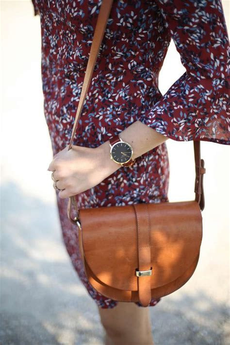 Bags & Handbag Trends : look automne robe mademoiselle r