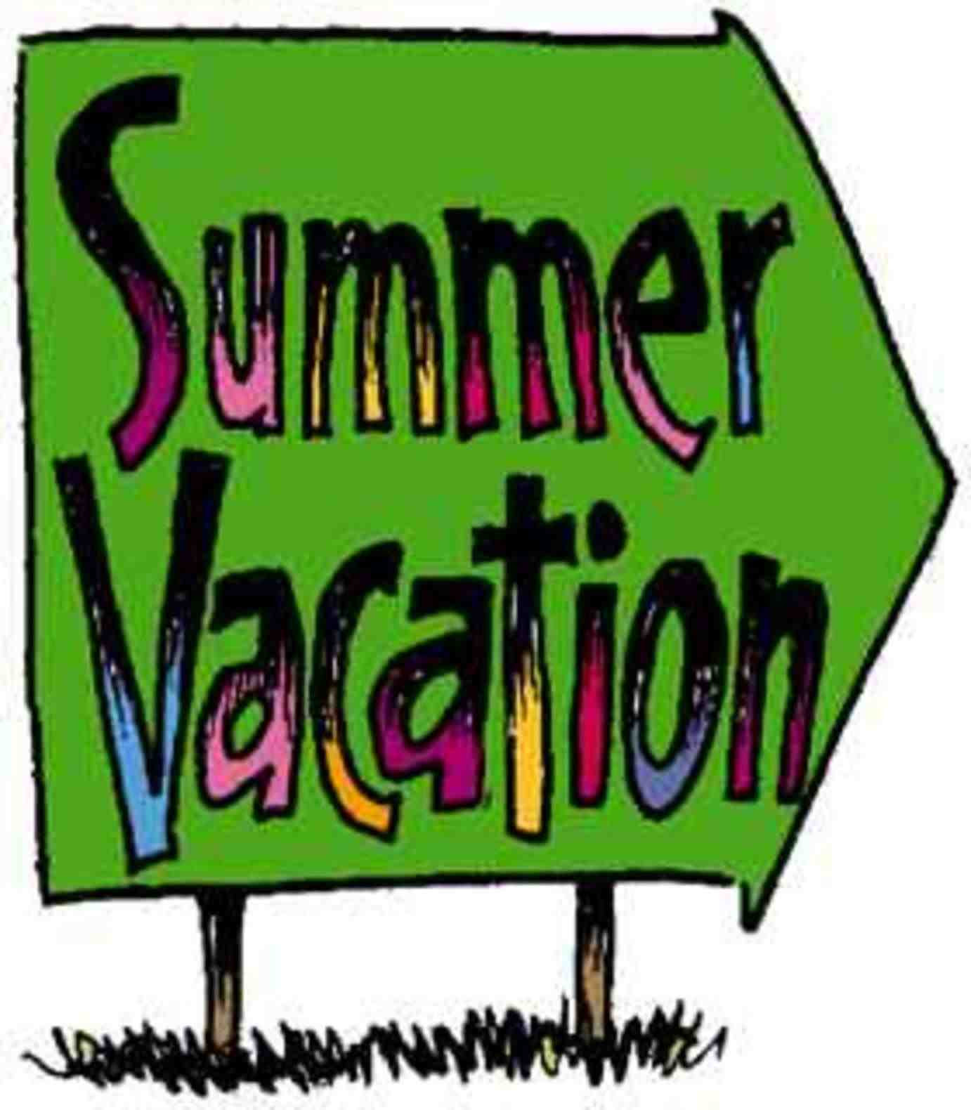 Happy Vacation Clipart   Free download on ClipArtMag