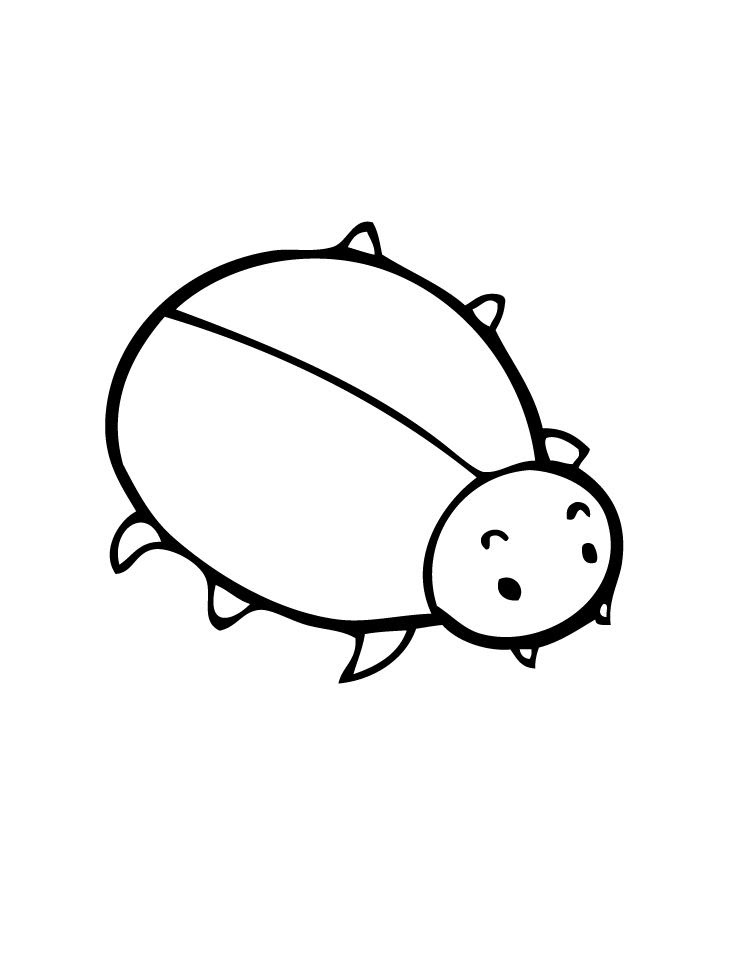 990 Bugs Coloring Pages For Toddlers Images & Pictures In HD