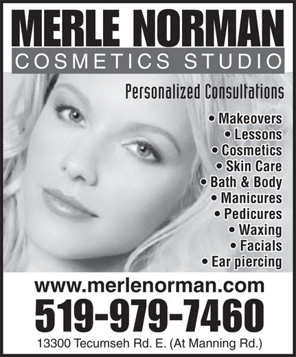 merle norman cosmetics stores in Germany