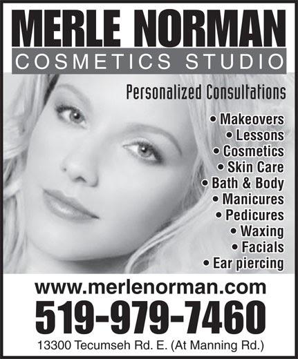 Cosmetics, Perfume, Makeup: Merle Norman Cosmetics Stores