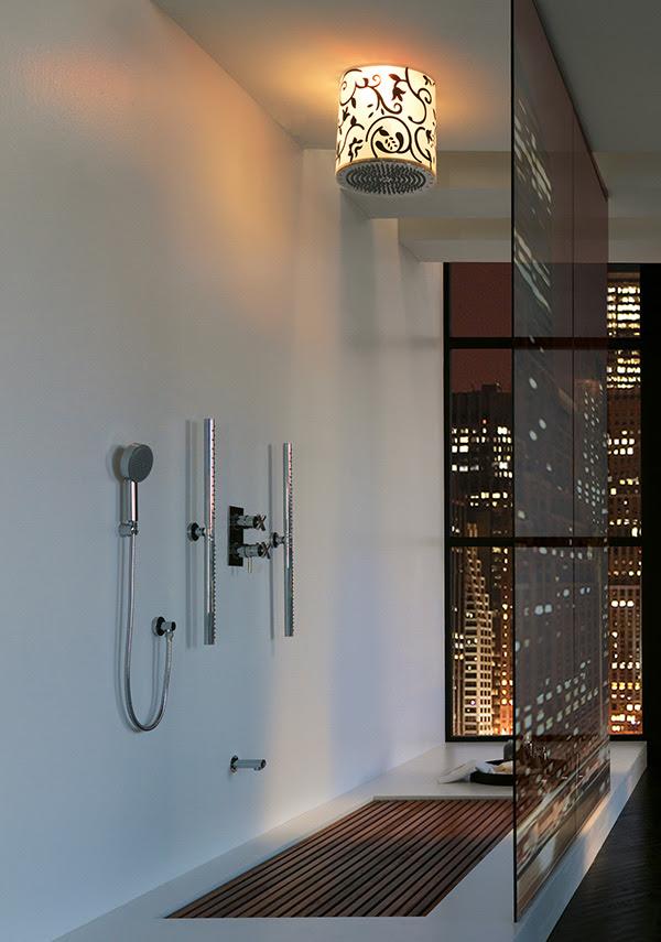 Modern Bathroom Interiors by Jaclo | Modern Interiors